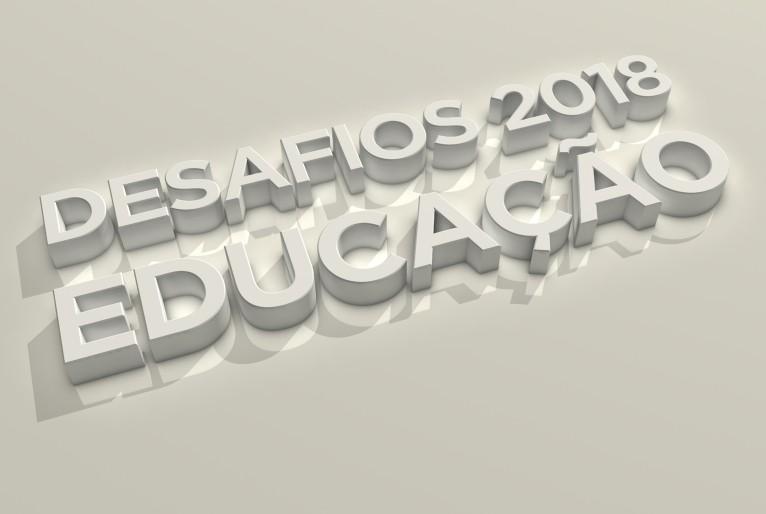 Desafios 2018 - Educação - Educação básica em foco